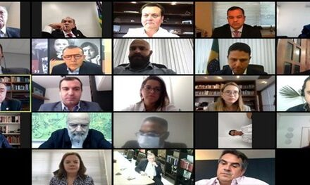 (Brasil) El TSE promueve la reunión con representantes del partido sobre la atención médica en las elecciones de 2020