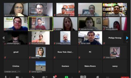 (Argentina) Transparencia Electoral celebró un conversatorio sobre las elecciones y la calidad democrática de Formosa