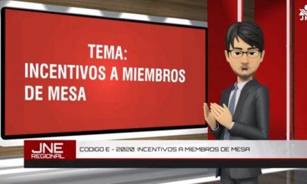 (Perú) JNE PLANTEA QUE MIEMBROS DE MESA RECIBAN ASIGNACIÓN ECONÓMICA Y DESCANSO REMUNERADO