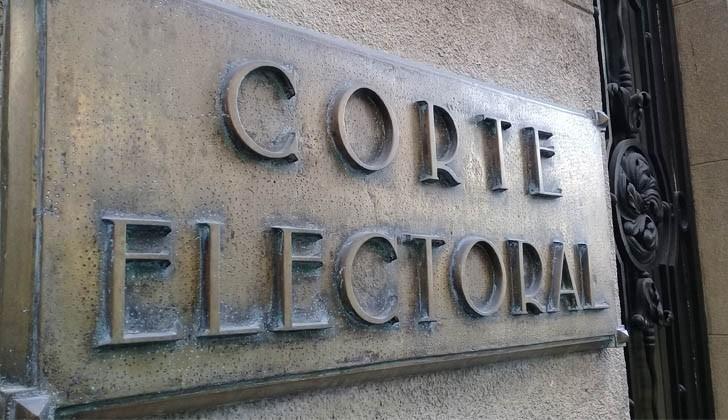 (Uruguay) Corte Electoral pide concurrir a votar con tranquilidad y seguridad