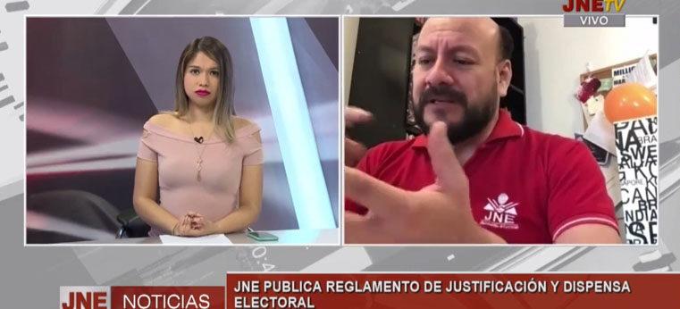 (Perú) Grupos en riesgo de contraer el COVID-19 serán exonerados de las multas por no participar en las elecciones 2021
