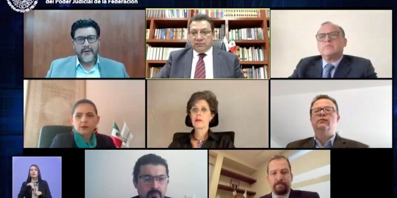 (México) El Tribunal Electoral ordena corregir la convocatoria para dirigencia de Morena