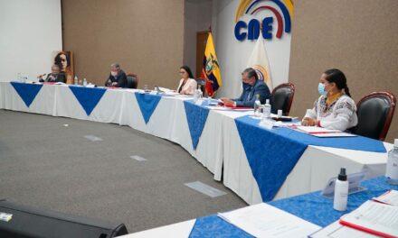 (Ecuador) Se convoca a la ciudadanía a participar del proceso de acreditación de la Observación Electoral para las Elecciones 2021