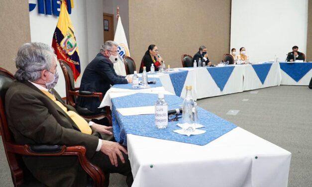 (Ecuador) CNE designó a los vocales de las Juntas Provinciales Electorales para los comicios de 2021