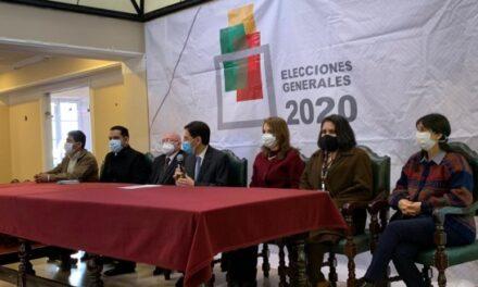(Bolivia) TSE habilita plataforma virtual para ciudadanos imposibilitados de ser jurados electorales