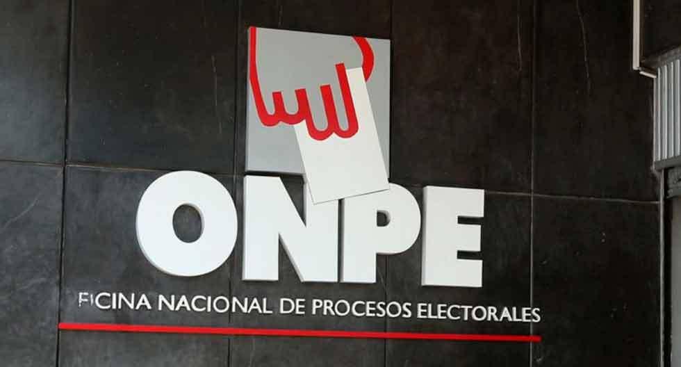 [Perú] ONPE: «Este sábado vence plazo para remitir las listas de precandidatos»