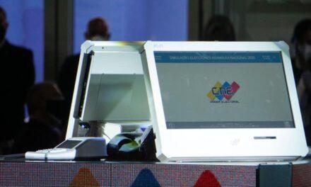 [Venezuela] El Consejo Nacional Electoral celebró «la perfección» de sus máquinas de votación