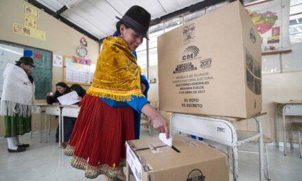 [Ecuador] CNE aplicaría conteo rápido a la elección de presidente de la República