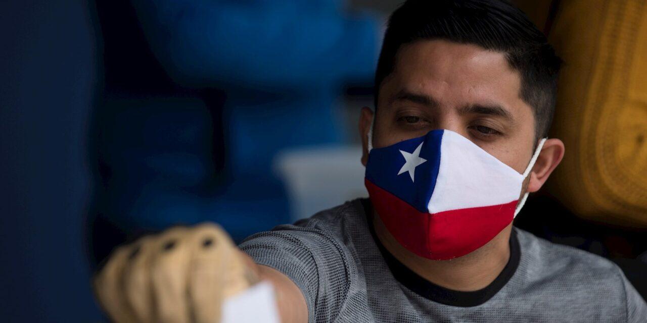 [Chile] Con una participación histórica, los chilenos aprobaron la reforma constitucional