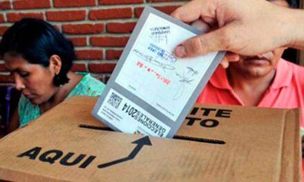 (Bolivia) TSE anuncia las 8 normas de seguridad que se aplicarán el día de las elecciones