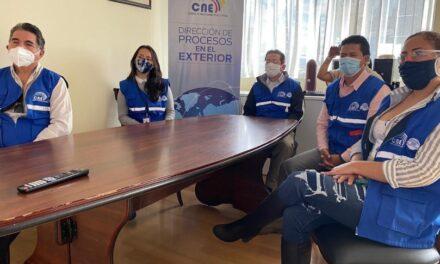 (Ecuador) 34 listas para asambleístas por circunscripciones del exterior solicitaron inscribirse para comicios de 2021
