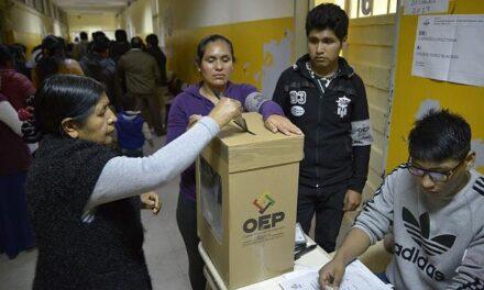 (Bolivia) Gobierno argentino aprobó protocolos sanitarios para que más de 160 mil bolivianos residentes en Argentina puedan votar en sus elecciones
