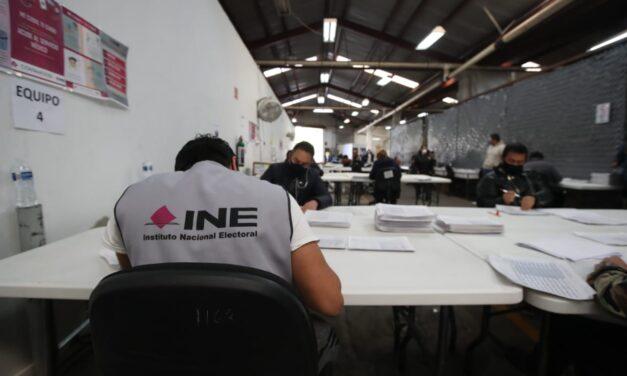 (México) INE inicia con la verificación de firmas de las consultas populares