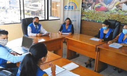 (Ecuador) Culminó el plazo para entrega de documentos de inscripción de candidaturas para los comicios de 2021