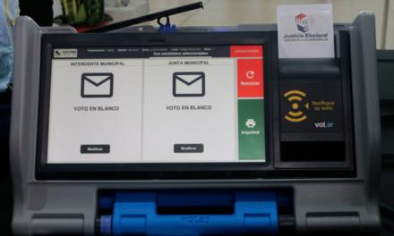 [Paraguay] El TSE lanzó un simulador virtual de la máquina de votación para que la ciudadanía pueda practicar