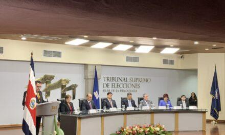 [Costa Rica] TSE denuncia que recorte presupuestario pondrá en jaque la seguridad de sus procesos