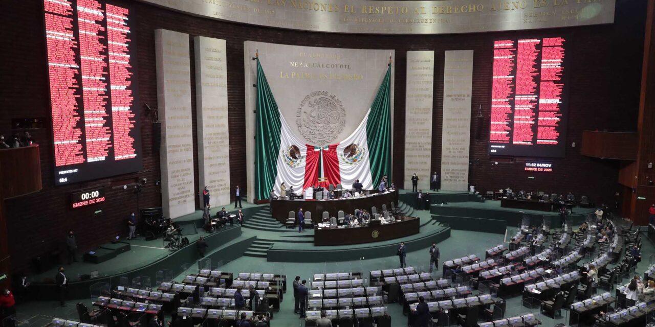 [México] INE propone que diputados que busquen reelección dejen cargo para hacer campaña