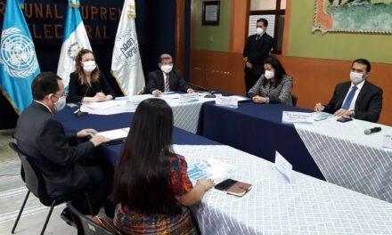 [Guatemala] TSE se retracta y autoriza que los partidos políticos realicen asambleas