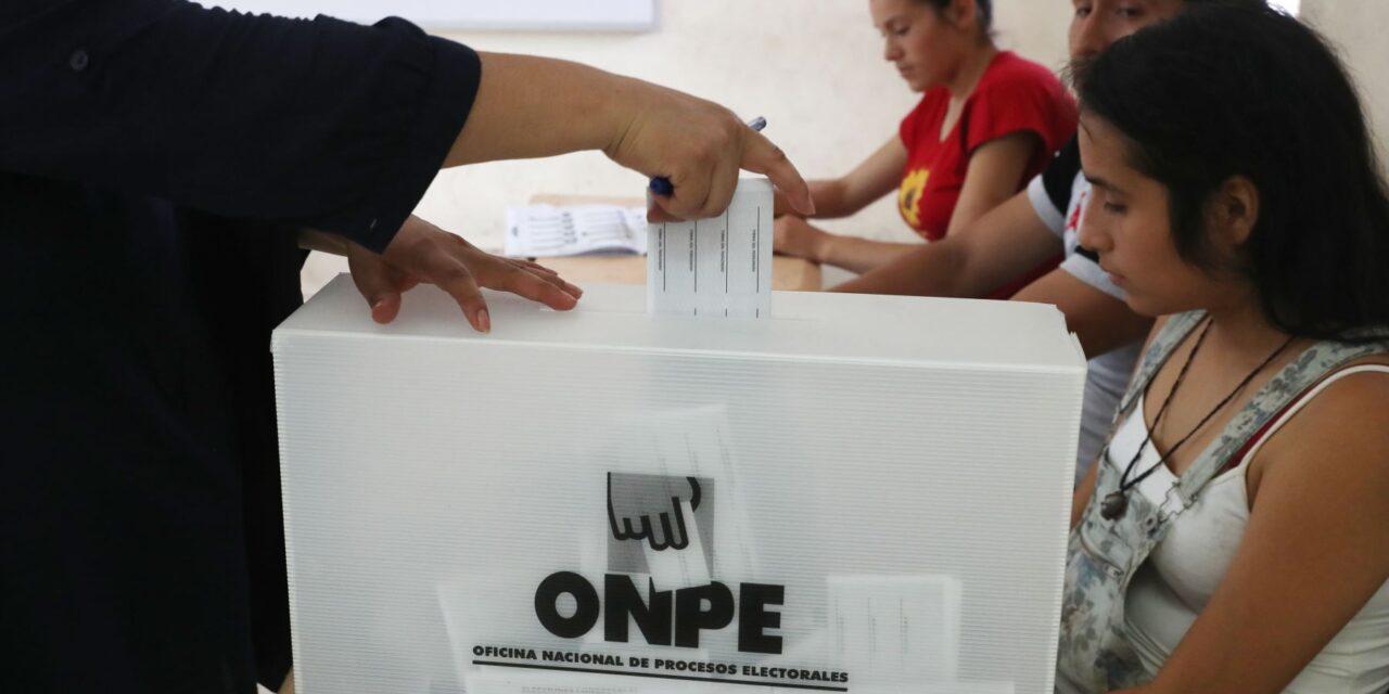 [Perú] 23 partidos buscarán la presidencia en las elecciones de abril