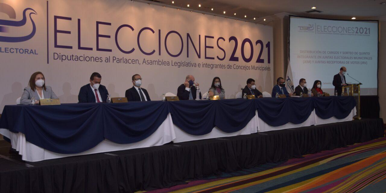 [El Salvador] TSE aún no tiene presupuesto para protocolos coronavirus en elecciones 2021