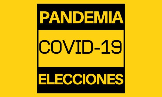 [Venezuela] El CNE dispuso menos mesas de votación en pandemia