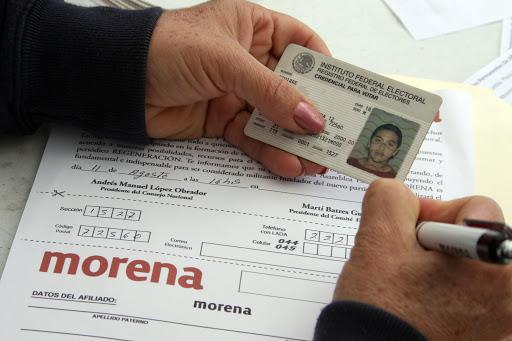 [México] Morena debe depurar su padrón bajo vigilancia del INE, ordena el TEPJF