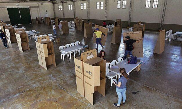 [El Salvador] El TSE capacitará a personal de las JRV