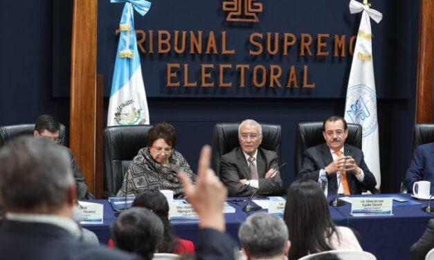 [Guatemala] TSE habilita emisión de constancias y documentación en línea