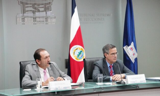 [Costa Rica] TSE da a conocer el cronograma electoral de los comicios nacionales de 2022
