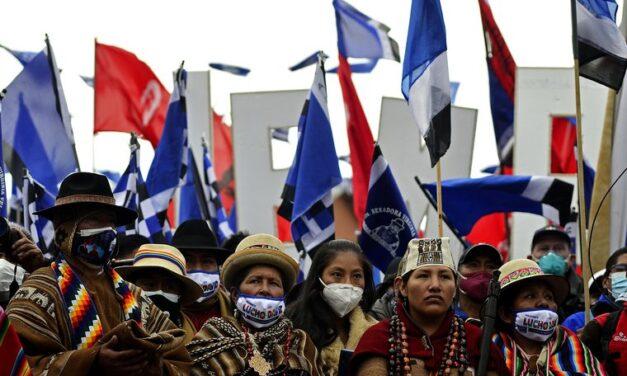 [Bolivia] TSE plantea acuerdo que prevé nueva forma de hacer campaña