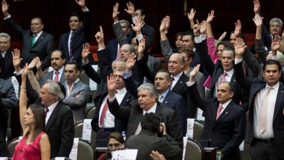 [México] Elecciones legislativas: El 90% de los diputados va por la reelección