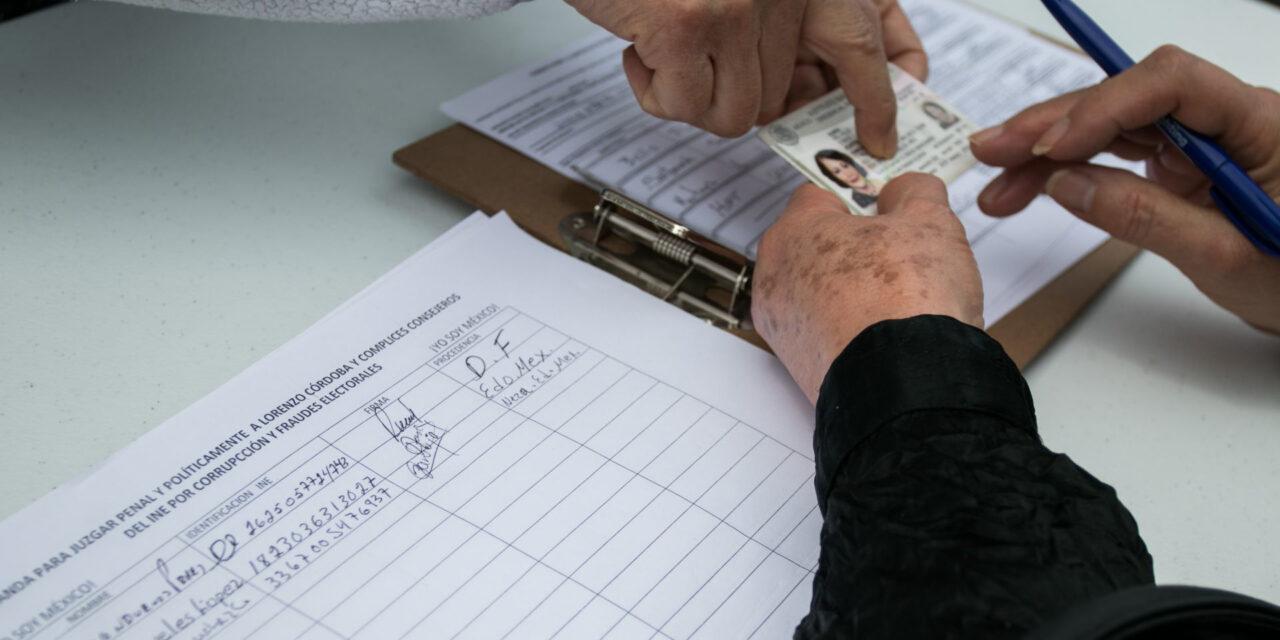 [México] INE rechaza pase automático a candidaturas para independientes