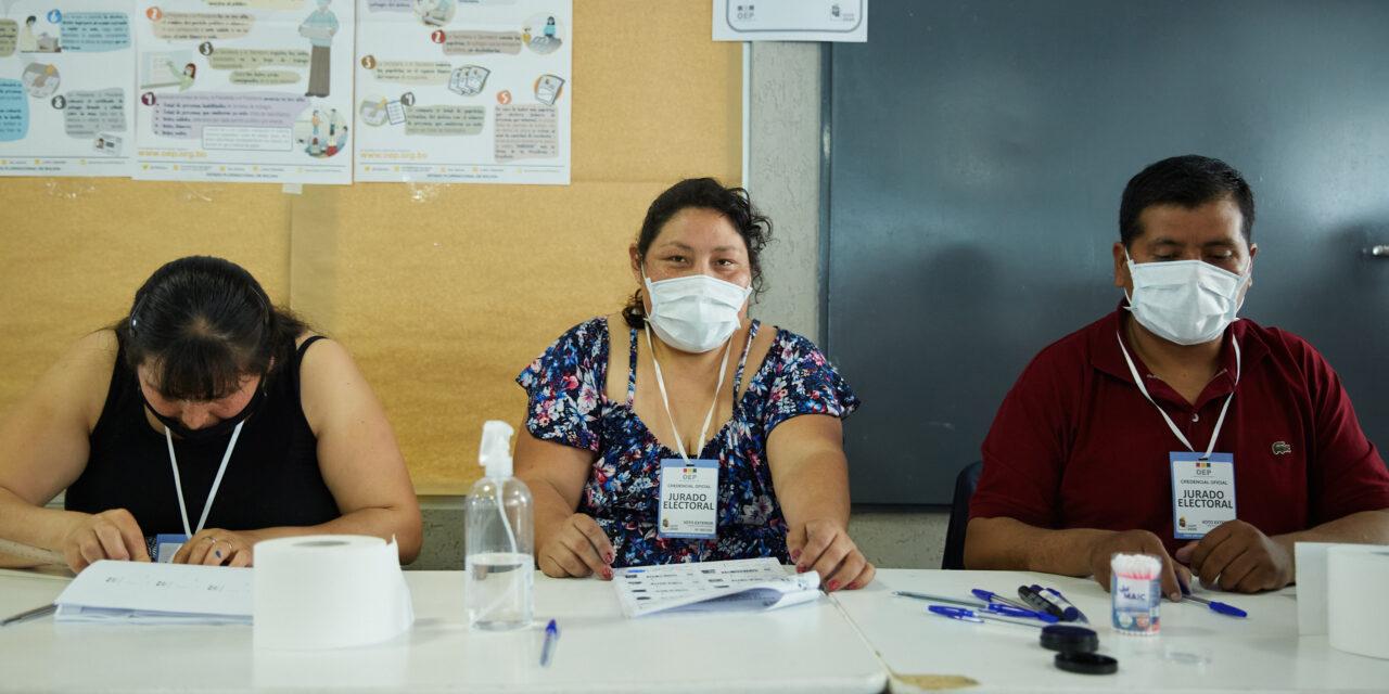 [Bolivia] Candidatos piden pausa electoral en La Paz ante contagios por Covid-19