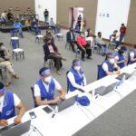[Ecuador] El COE entregó al CNE protocolo de bioseguridad para los comicios generales