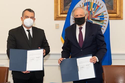 [República Dominicana] JCE y OEA cooperarán para mejorar procesos electorales dominicanos