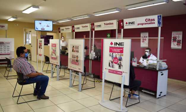 [México] INE: A partir de este 1 de febrero se podrá tramitar la credencial para votar sin sacar una cita previa