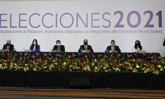 """[El Salvador] El TSE implementará la denominada """"tecnología en mesa"""" para el procesamiento de los resultados"""