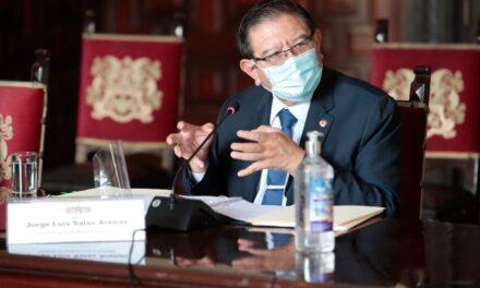 [Perú] JNE terminó de consensuar el Pacto Ético Electoral con partidos políticos