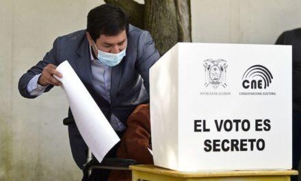 [Ecuador] El conteo rápido indica una segunda vuelta con clara ventaja de Andrés Arauz