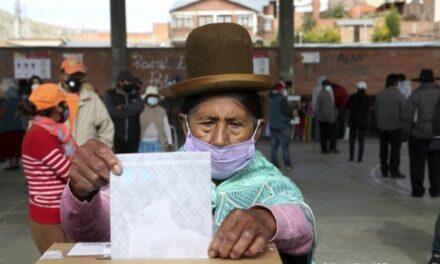 [Bolivia] El TSE garantiza la seguridad sanitaria en las subnacionales