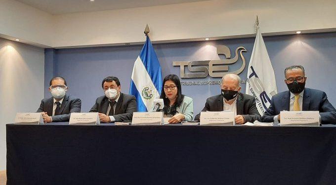 [El Salvador] TSE: «No se avaló la auditoría al sistema de recuento de votos»