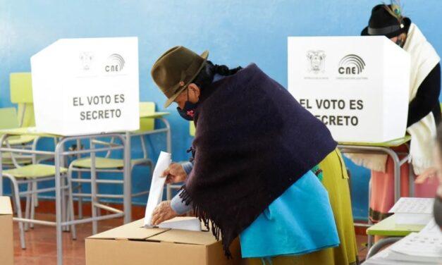[Ecuador] CNE alista actividades para la segunda vuelta electoral