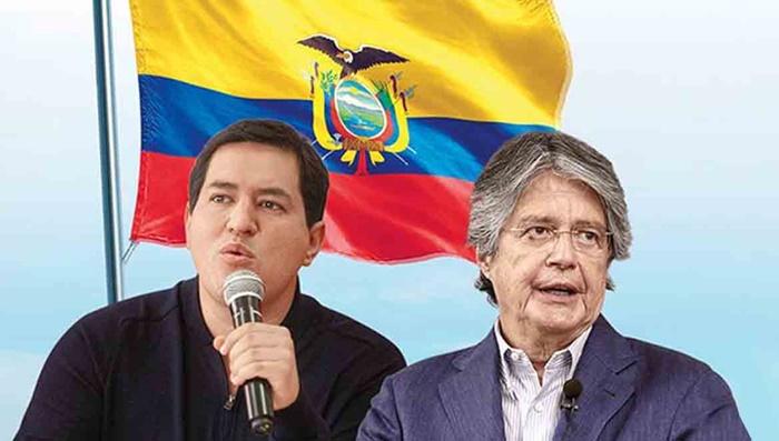 [Ecuador] Andrés Arauz y Guillermo Lasso se disputarán la presidencia del país en segunda vuelta