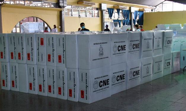 [Honduras] CNE: Distribución de papeletas inicia el próximo 8 de marzo