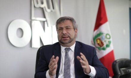[Perú] Jefe de ONPE: es posible tener elecciones seguras y tranquilas