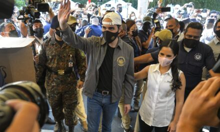 [El Salvador] Nuevas Ideas consigue amplia ventaja en el conteo preliminar de las elecciones