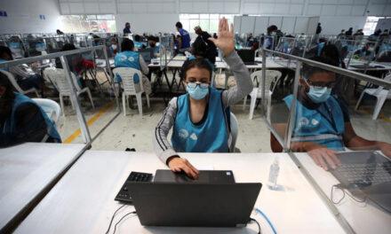 [Ecuador] CNE no hará cambios al sistema informático de escrutinio para los comicios del 11 de abril