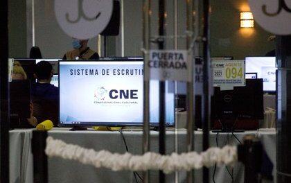 [Honduras] CNE pone a disposición sitio web de resultados