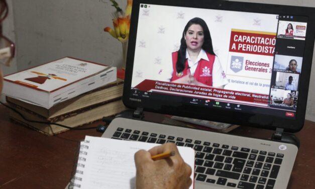 [Perú] JNE impulsa educación electoral en redes sociales para un voto informado