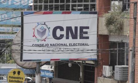 [Honduras] CNE concluye el proceso de apertura de maletas y escaneo de actas